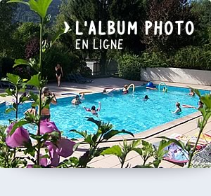 Album photos du camping