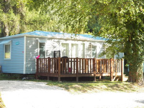 Mobile home renting 6/8 people IRM
